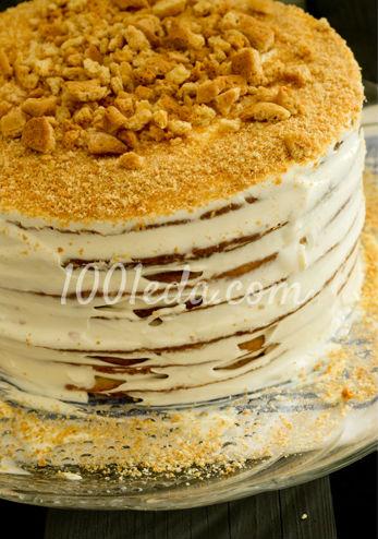 Торт медовик простой