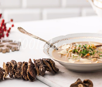 суп из сушеных грибов рецепт для мультиварки