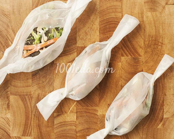 фаршированная рыба горбуша рецепт с фото