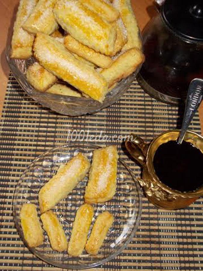 Рецепт палочки к чаю