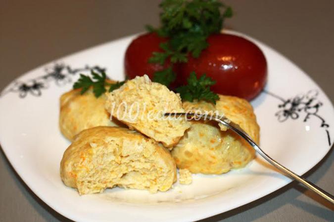 куриные котлеты с сыром рецепт пошагово с фото в