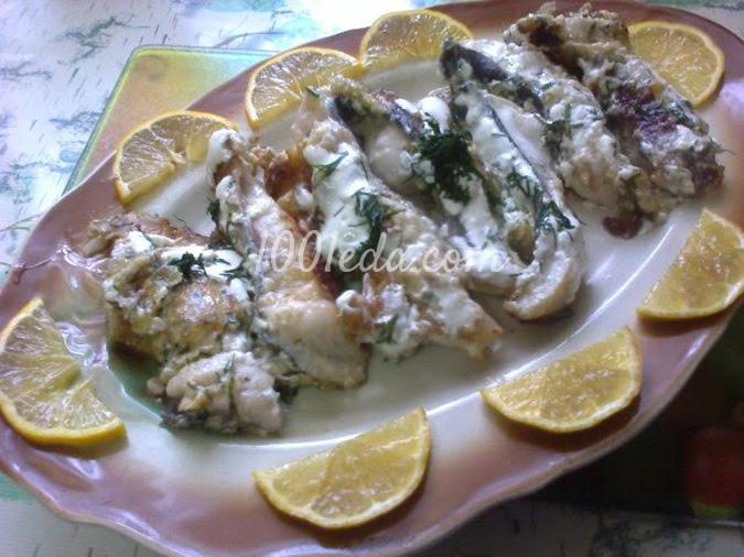 блюда на рыбалки рецепты
