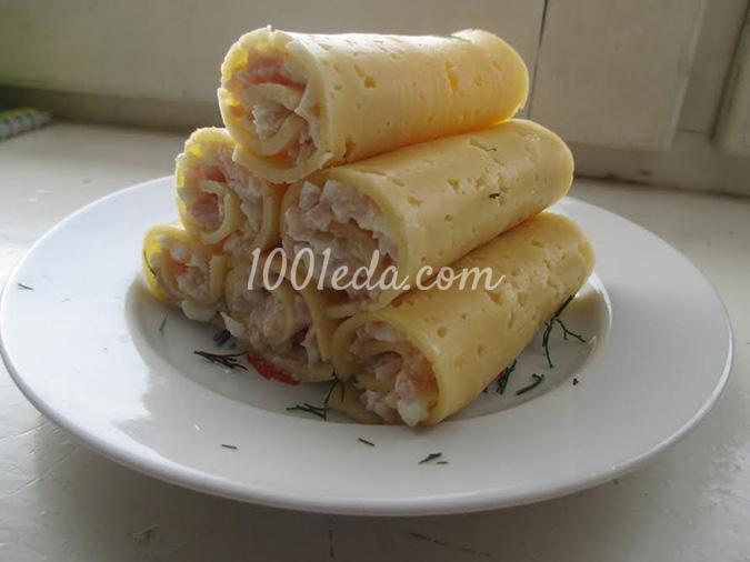 Суши с селедкой - рецепт с фото приготовления 78