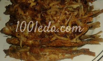 Золотистая мойва – кулинарный рецепт
