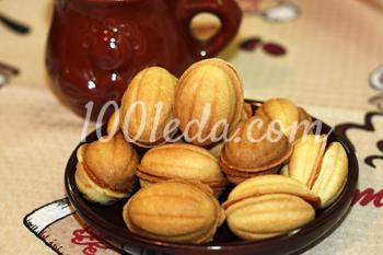 Печенье рецепты с вареной сгущенкой простые и вкусные 162