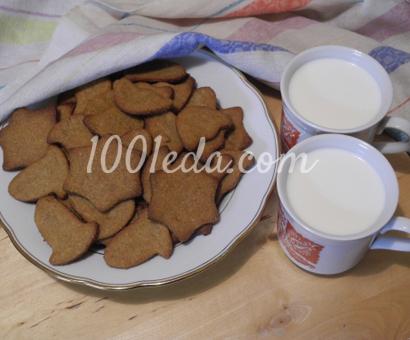Печенье из детской каши: рецепт с пошаговым фото