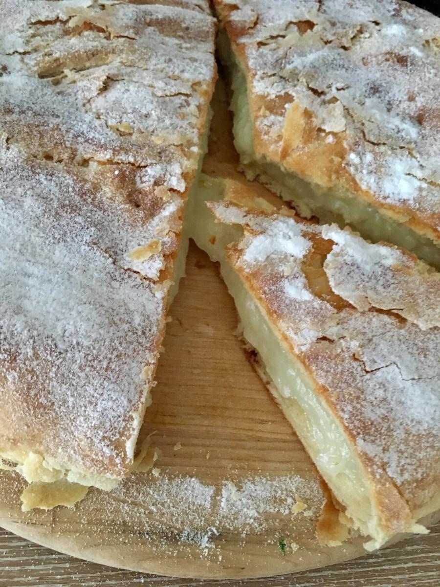 Египетский пирог рецепт с пошаговым