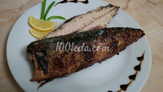 еда знаком под рыб
