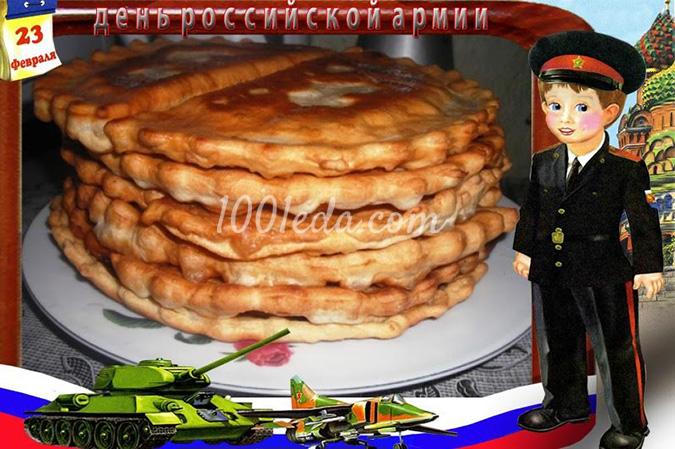 Чебуреки Мужской завтрак: рецепт с пошаговым фото