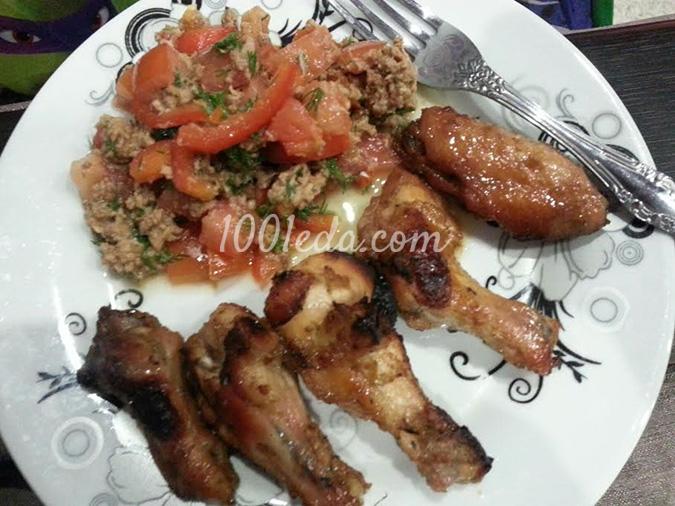 Рецепт салата с тунцом и фасолью новые фото