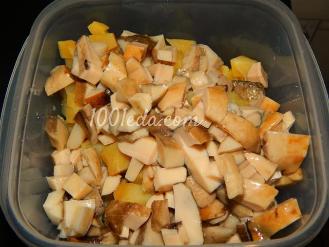 салаты овощные рецепты с картошкой в