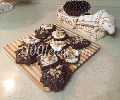 Кофейное печенье: рецепт с пошаговым фото