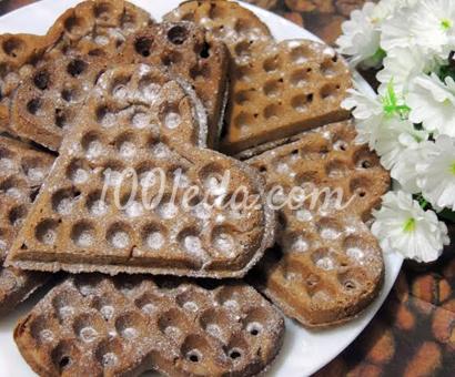 Шоколадные печенья: рецепт с пошаговым фото