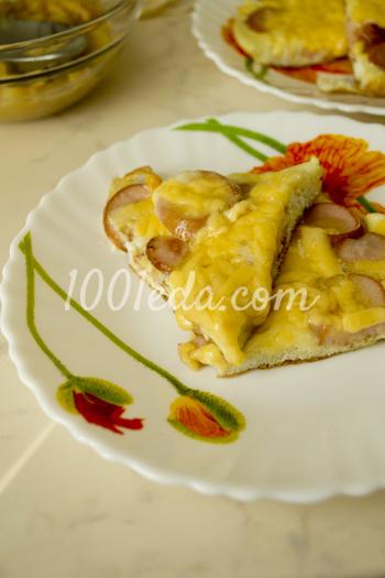 Торт блинный с творожным кремом рецепт с фото пошагово