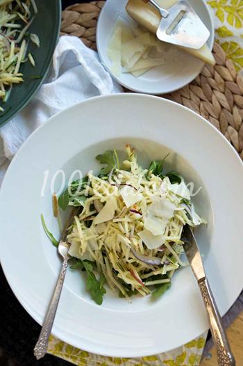 салаты из кольраби рецепты быстро и вкусно