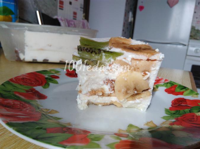 рецепт чизкейк фруктовый с фото
