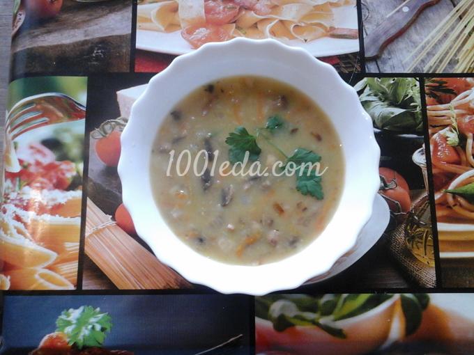 рецепты для мультиварки суп гороховый с беконом