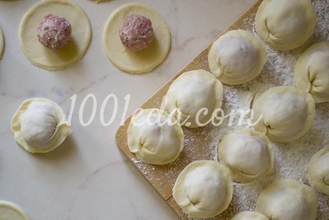 Тесто для пельменей домашних: классический рецепт с пошаговым фото