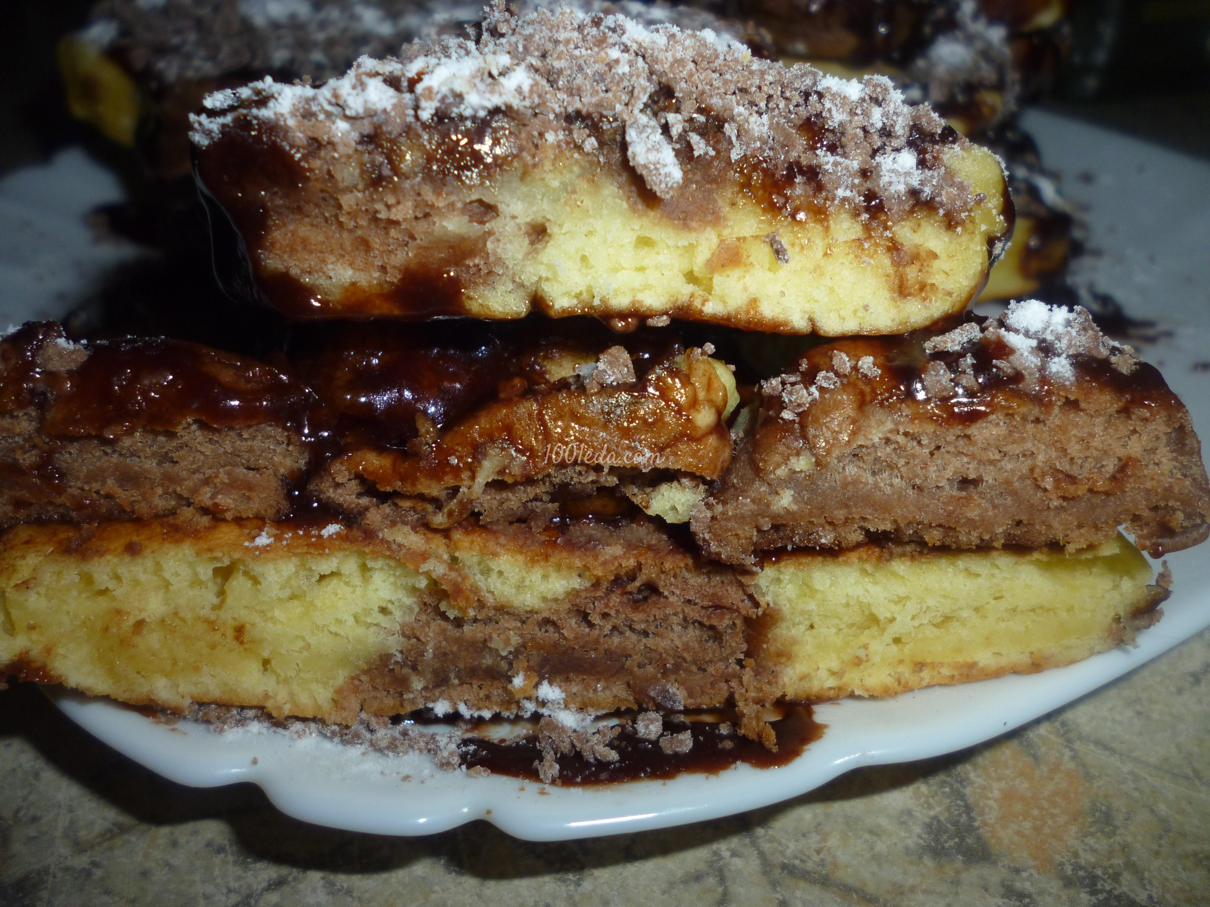 Торт на сковороде рецепт пошагово