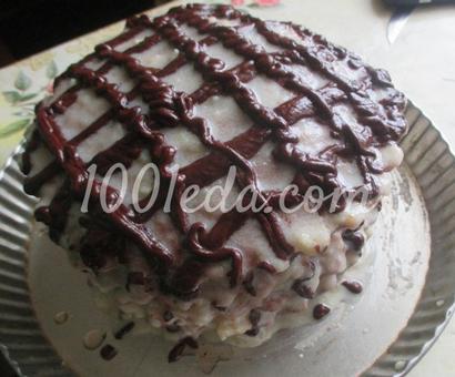 Детский торт Богема: рецепт с пошаговым фото