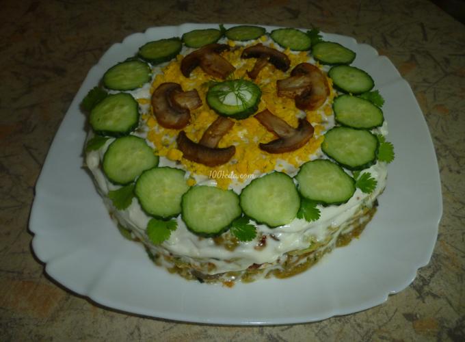 Овощной торт рецепты с фото с свеклой