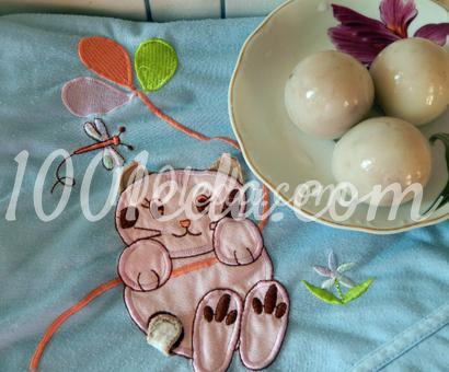 Банановые шарики Трясучки для детей: рецепт с пошаговым фото