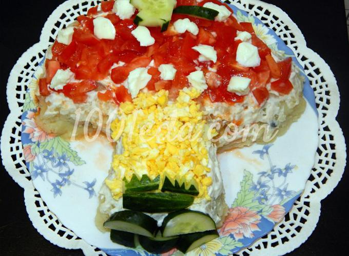 Салат из огурцов помидоров перца и лука на зиму