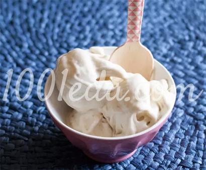 Домашнее мороженое из одного ингредиента