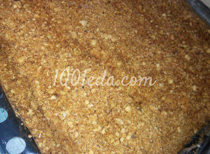 Медовик со сметанным кремом: рецепт с пошаговым фото