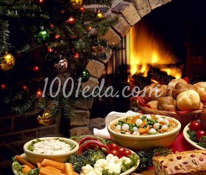 Итоги кулинарного флешмоба Рождественский пост