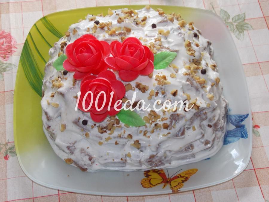 Торт в мультиварке с ананасами рецепты