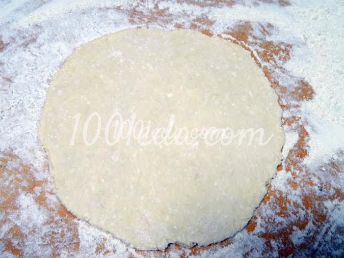 Рождественское творожное печенье: рецепт с пошаговым фото