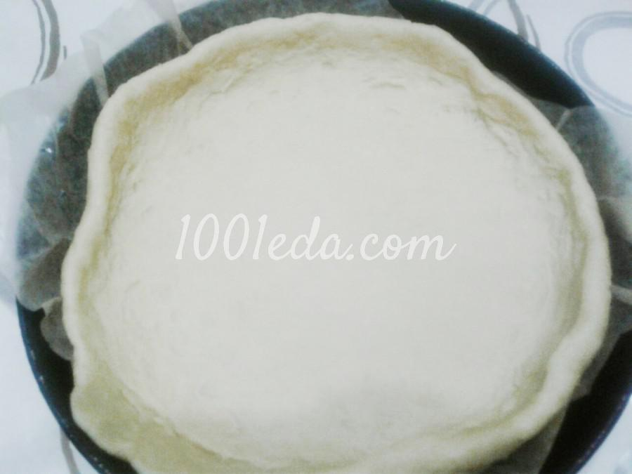 Цветаевский пирог со смородиной: рецепт с пошаговым фото - Шаг №3
