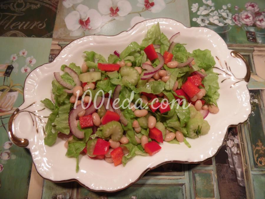 Вегетарианские салаты  рецепты с фото  Вегетарианские