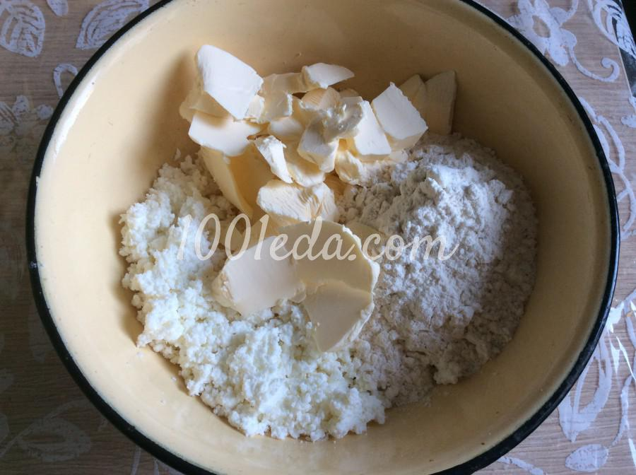 Печенье Творожные штучки: рецепт с пошаговым фото - Шаг №1