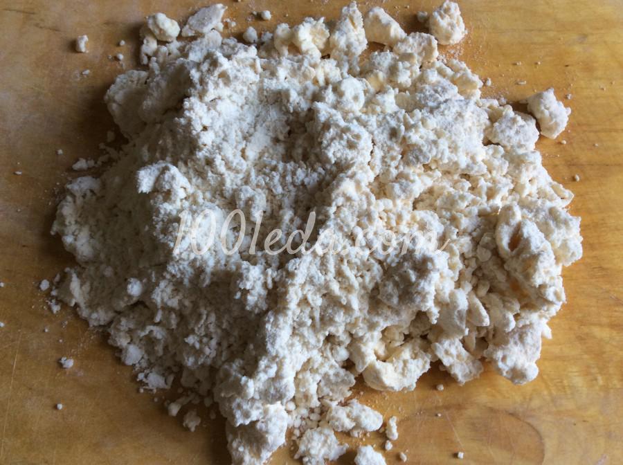 Печенье Творожные штучки: рецепт с пошаговым фото - Шаг №2