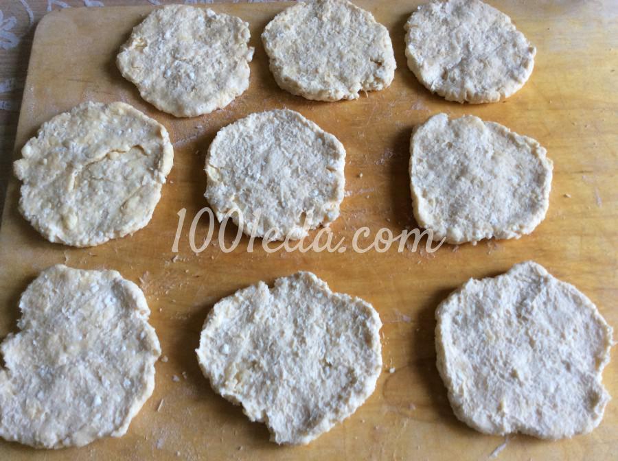 Печенье Творожные штучки: рецепт с пошаговым фото - Шаг №3
