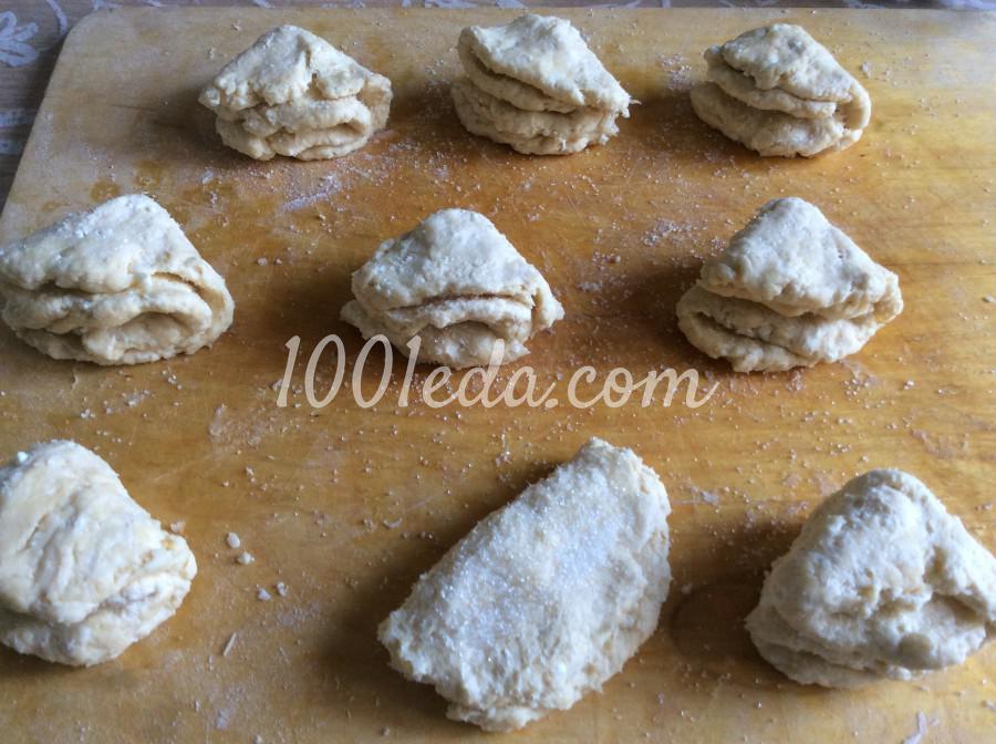 Печенье Творожные штучки: рецепт с пошаговым фото - Шаг №5