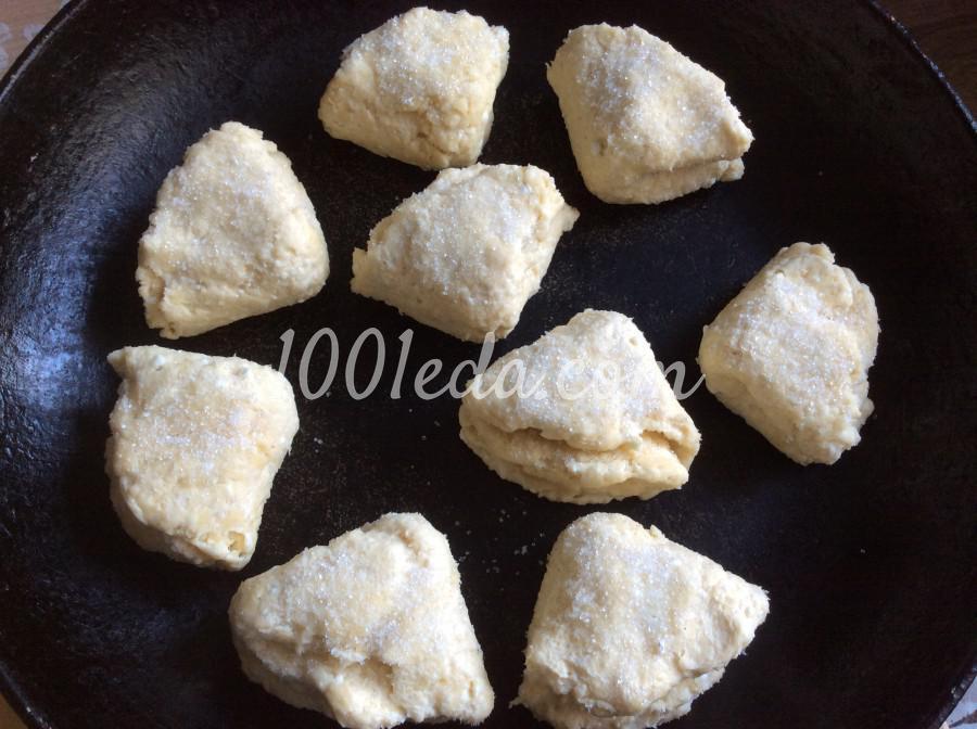 Печенье Творожные штучки: рецепт с пошаговым фото - Шаг №6