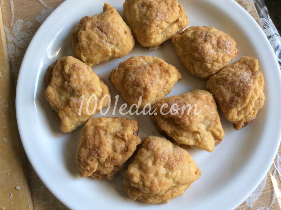 Печенье Творожные штучки: рецепт с пошаговым фото