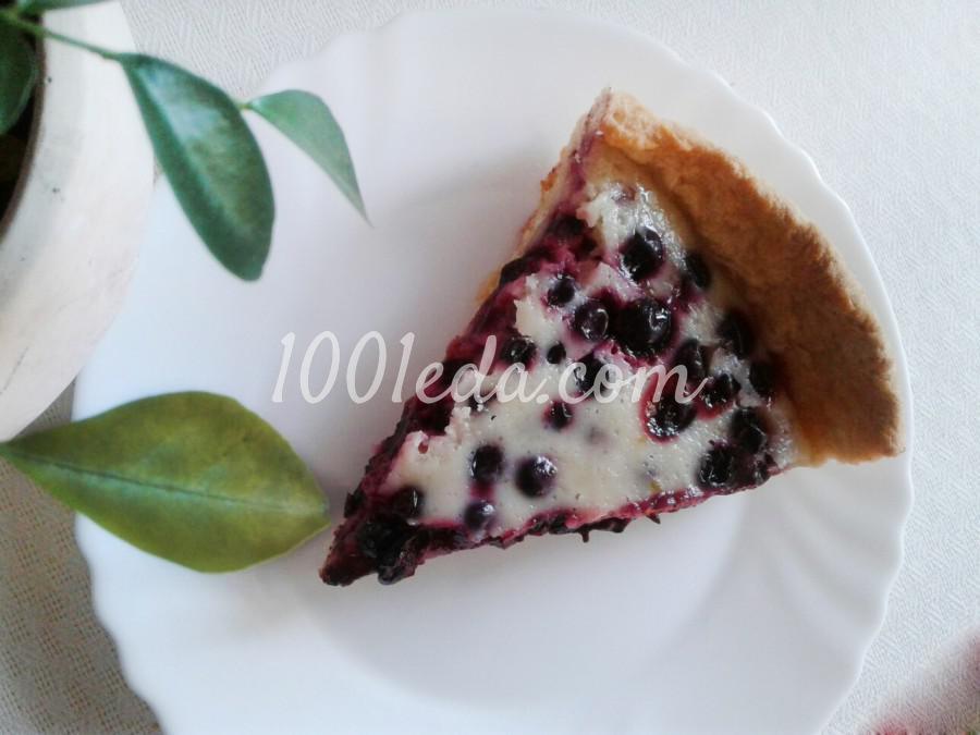 Цветаевский пирог со смородиной: рецепт с пошаговым фото