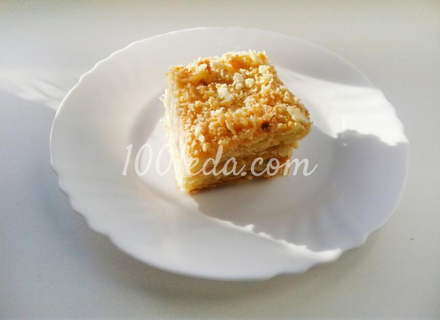 Классический торт Наполеон: рецепт с пошаговым фото - Шаг №10