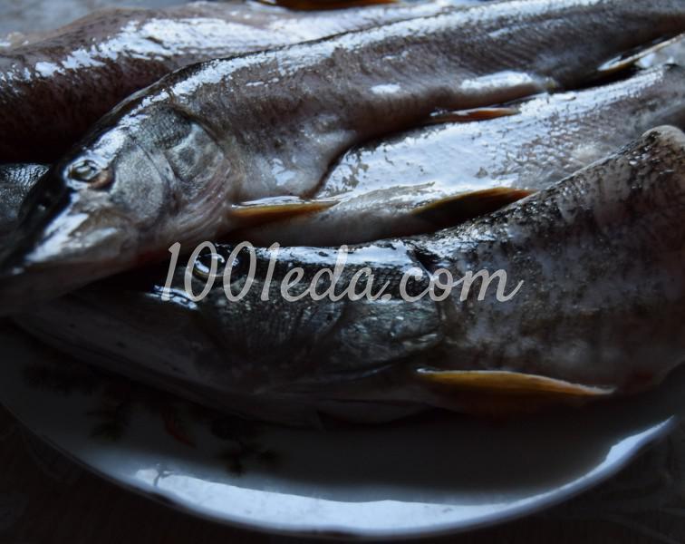 Щука под маринадом: рецепт с пошаговым фото - Шаг №1