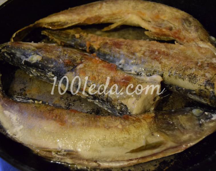 Щука под маринадом: рецепт с пошаговым фото - Шаг №7