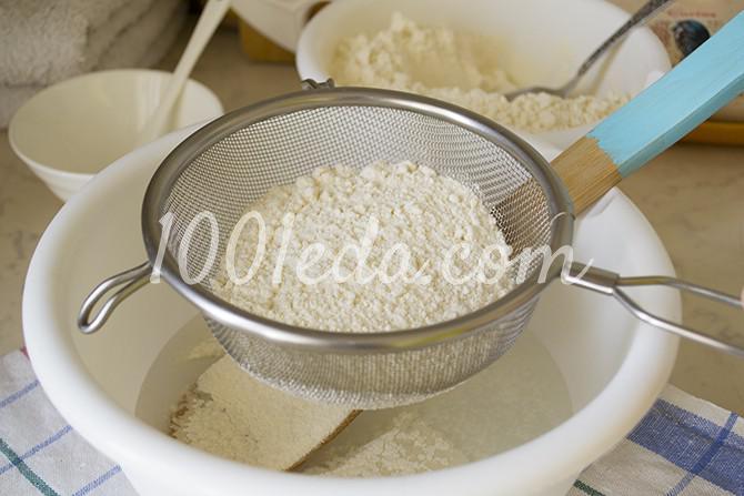 Тесто для пельменей домашних: классический рецепт с пошаговым фото - Шаг №3