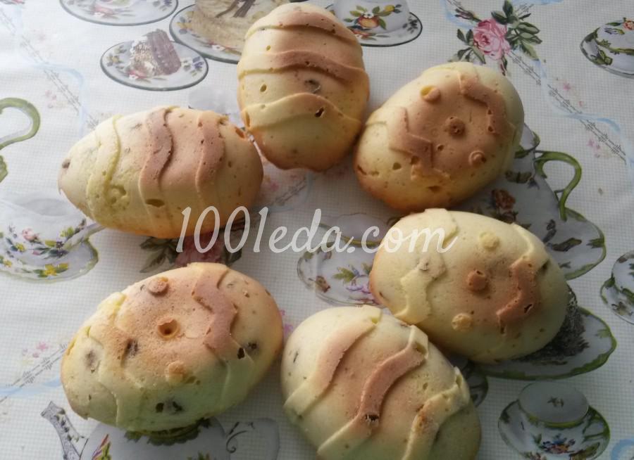 Пасхальные кексики