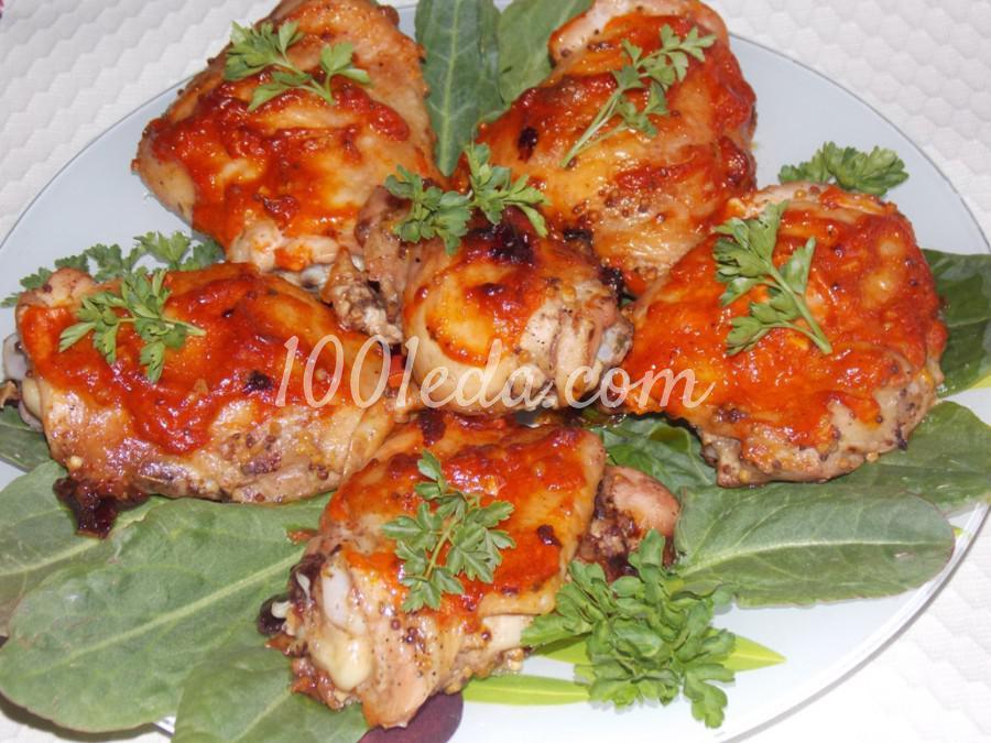 Запеченная курица Невероятно вкусная