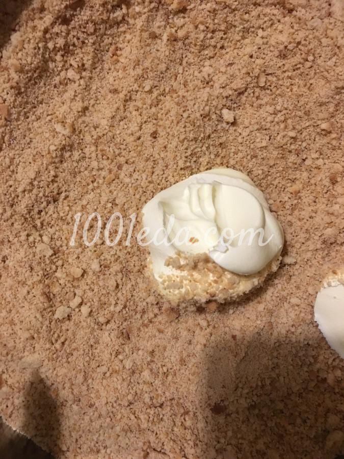 Ленивый чизкейк на завтрак: рецепт с пошаговым фото - Шаг №2
