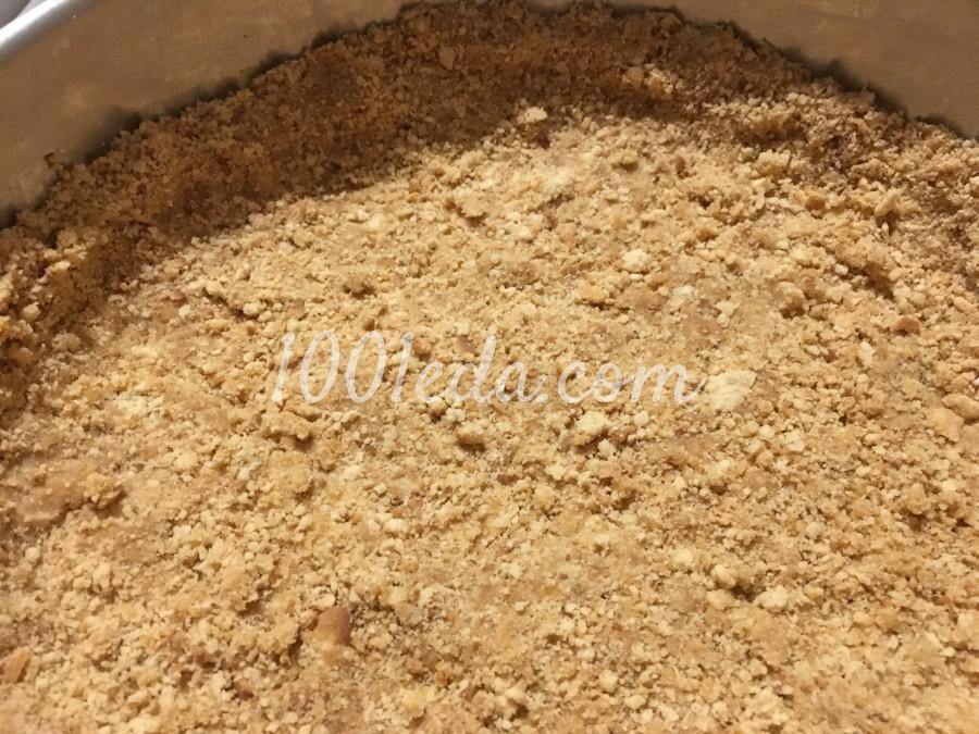 Ленивый чизкейк на завтрак: рецепт с пошаговым фото - Шаг №3