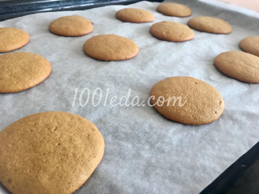 Печенье Кофе с молоком: рецепт с пошаговым фото